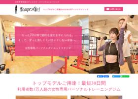 Shapesgirl.jp thumbnail