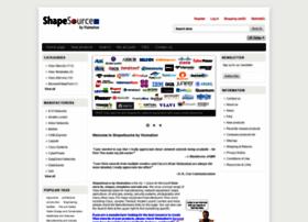 Shapesource.com thumbnail