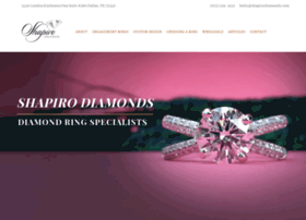 Shapirodiamonds.com thumbnail