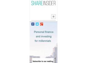 Shareinsider.co.uk thumbnail