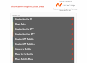 Sharetvseries-englishsubtitles.press thumbnail