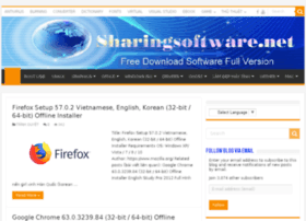 Sharingsoftware.net thumbnail