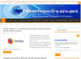 Sharingsoftware.net thumbnail