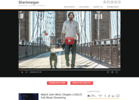 Sharinnegan.xyz thumbnail