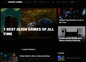 Shark-games.net thumbnail