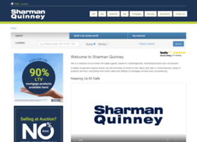 Sharmanquinney.co.uk thumbnail