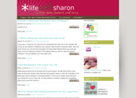 Sharonblog.com thumbnail