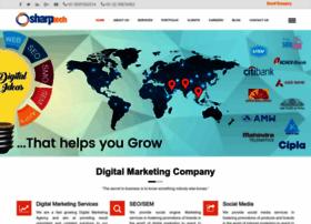 Sharptechcompany.com thumbnail