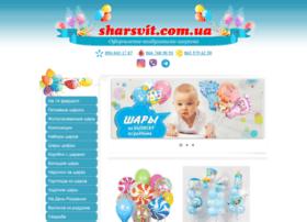 Sharsvit.com.ua thumbnail