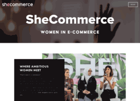 Shecommerce.world thumbnail