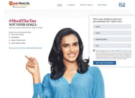 Shed-the-tax.pnbmetlife.com thumbnail