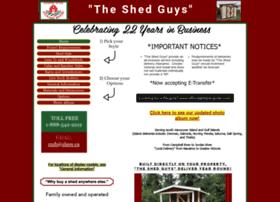 Shedguys.ca thumbnail