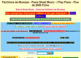 Sheet-music-scores.org thumbnail