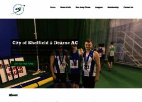 Sheffieldathletics.co.uk thumbnail