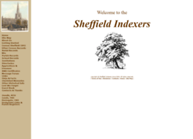 Sheffieldindexers.com thumbnail