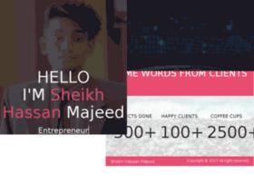 Sheikhhassanmajeed.creativedevelopers.com.pk thumbnail