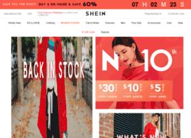 Shein.com thumbnail