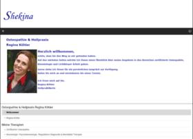 Shekina.de thumbnail