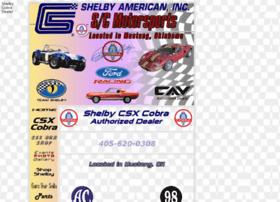Shelbycobra.net thumbnail