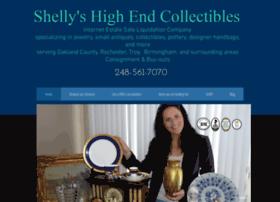 Shellyshighendcollectibles.net thumbnail