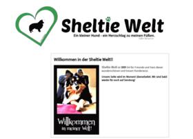 Sheltie-welt.de thumbnail