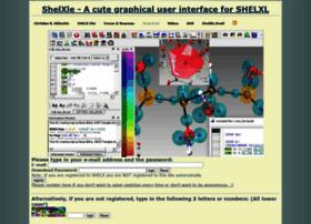 Shelxle.org thumbnail