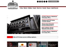 Shendetesia.gov.al thumbnail