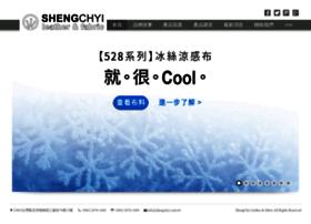 Shengchyi.com.tw thumbnail