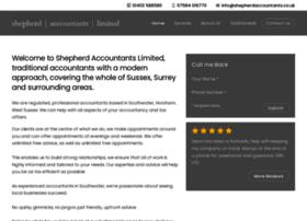 Shepherdaccountants.co.uk thumbnail