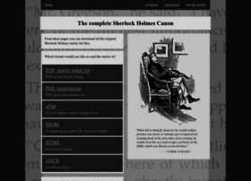 Sherlock-holm.es thumbnail
