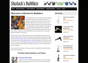Sherlocksbubblers.com thumbnail