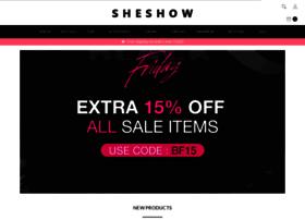 Sheshow.com thumbnail