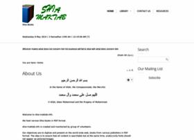 Shia-maktab.info thumbnail