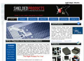 Shieldedproducts.com thumbnail