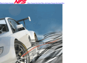 Need For Speed Shift - Official Site | Need for Speed