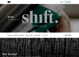 Shiftmag.de thumbnail