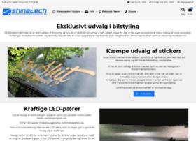 Shinetech.dk thumbnail