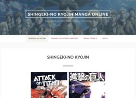 Shingeki-nokyojin.com thumbnail