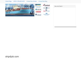 Ship4job.com thumbnail