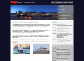 Shipagent.de thumbnail