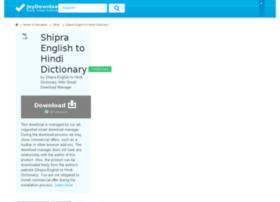 Shipra-english-to-hindi-dictionary.joydownload.com thumbnail