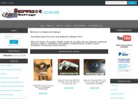 Shipwrecksalvage.net thumbnail