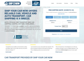 Accounting@ShipYourCarNow com at Website Informer