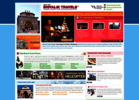 Shivaliktravels.com thumbnail