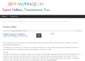Shiwangi.in thumbnail