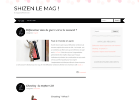 Shizen-lemag.fr thumbnail