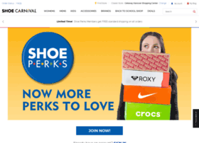 Shoecarnivalrewards.com thumbnail