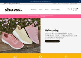 Shoess.ca thumbnail