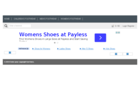 Shoesuk.org.uk thumbnail