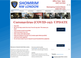 Shomrimlondon.org thumbnail